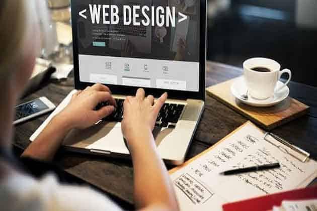 فرآیند طراحی سایت